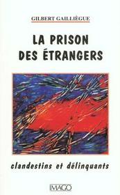La prison des etrangers - Intérieur - Format classique