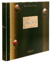 Femme de Champagne - Intérieur - Format classique