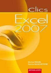 telecharger Excell 2007 – manuel de l'eleve livre PDF en ligne gratuit