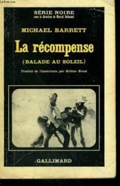 Balade Au Soleil. Collection : Serie Noire N° 309 - Couverture - Format classique