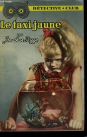 Le Taxi Jaune. Collection Detective Club N° 95 - Couverture - Format classique