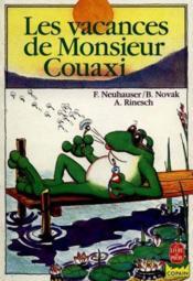 Les Vacances de Monsieur Couaxi - Couverture - Format classique