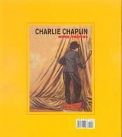 Charlie chaplin ; movie posters - 4ème de couverture - Format classique
