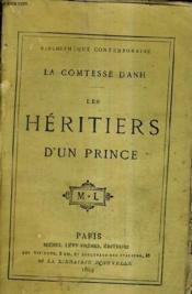 Les Heritiers D'Un Prince. - Couverture - Format classique