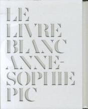 Le Livre Blanc - Couverture - Format classique