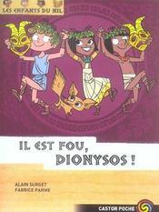 Les enfants du Nil T.8 ; il est fou, Dionysos ! - Intérieur - Format classique