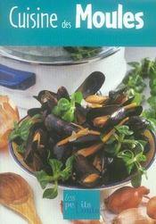 Cuisine des moules - Intérieur - Format classique