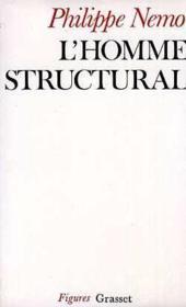 L'Homme Structural - Couverture - Format classique