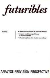 Futuribles N.75 Mars 1984 - Couverture - Format classique