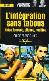 L'integration sans tabou - Intérieur - Format classique