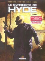 Le syndrome de Hyde t.1 ; traque - Intérieur - Format classique