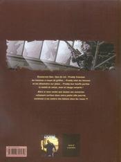 Le syndrome de Hyde t.1 ; traque - 4ème de couverture - Format classique
