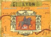 Carnet de voyage a lyon - Couverture - Format classique