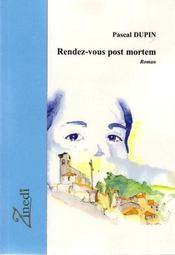 Rendez-Vous Post Mortem - Intérieur - Format classique