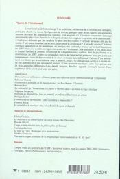 Revue methodos, numero 3/2003 : figures de l'irrationnel - 4ème de couverture - Format classique