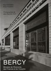 Bercy - Couverture - Format classique