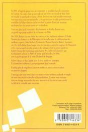 Vigilance Et Simplicite De L'Eveil - 4ème de couverture - Format classique
