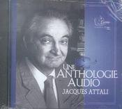 Une anthologie audio - Couverture - Format classique
