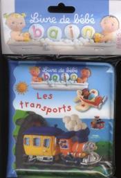 Les transports - Couverture - Format classique