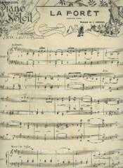 Piano Soleil - N°2 Du 14 Juillet 1901 : La Foret. - Couverture - Format classique