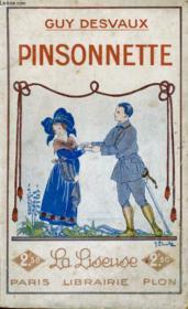 Pinsonnette - Couverture - Format classique