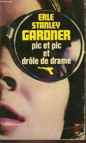 Pic Et Pic Et Drole De Drame - The Case Of The Food-Lose Doll - Couverture - Format classique