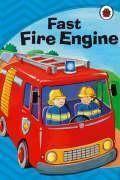 Fast fire engine - Couverture - Format classique