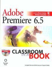 Premiere 6.5 Ciab Adobe - Intérieur - Format classique