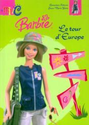 Le tour d'europe de barbie - Couverture - Format classique