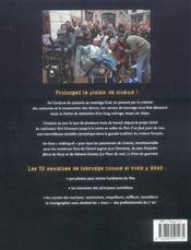 Il ne faut jurer de rien ! - le livre du film - carnets de tournage - 4ème de couverture - Format classique