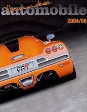 L'Annee Automobile N 52 (2004/2005) - Couverture - Format classique