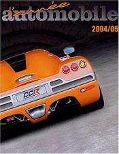 L'Annee Automobile N 52 (2004/2005) - Intérieur - Format classique