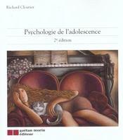 Psychologie de l'adolescence - Intérieur - Format classique