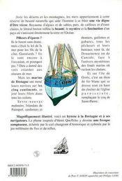 Marins de bretagne - 4ème de couverture - Format classique