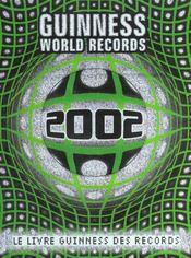Livre Guinness Des Records 02 - Intérieur - Format classique