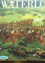 Waterloo 1815 - Couverture - Format classique