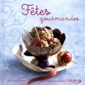 Fêtes gourmandes - Couverture - Format classique