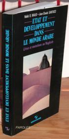 Etat et développement dans le monde arabe - Couverture - Format classique