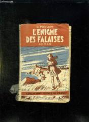 L Enigme Des Falaises. - Couverture - Format classique