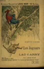 Les Jaguars Du Lac Garry. - Couverture - Format classique