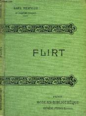 Flirt. - Couverture - Format classique