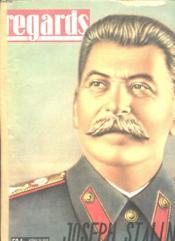 Regards N°361 : Joseph Staline - Couverture - Format classique