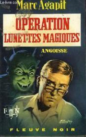 Operation Lunettes Magiques - Couverture - Format classique