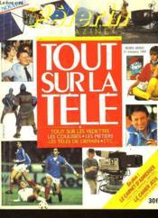 Pelerin Magazine - Tout Sur La Tele - Couverture - Format classique