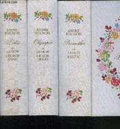 Promethee Ou La Vie De Balzac - Olympio Ou La Vie De Victor Hugo - Lelia Ou La Vie De George Sand - 3 Volumes Vies Romantiques - Couverture - Format classique