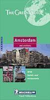 1547: le guide vert ; amsterdam and environs en anglais - Couverture - Format classique