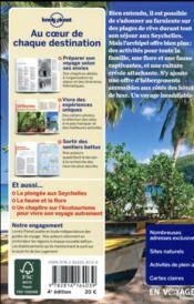 Seychelles (4e édition) - 4ème de couverture - Format classique