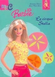 Barbie et le cirque stella - Intérieur - Format classique