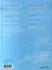 Panorama design France ; guide du design en europe (édition 2007) - 4ème de couverture - Format classique