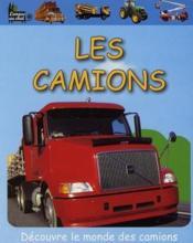 Les camions - Couverture - Format classique
